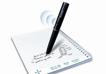 echo livescribe pen